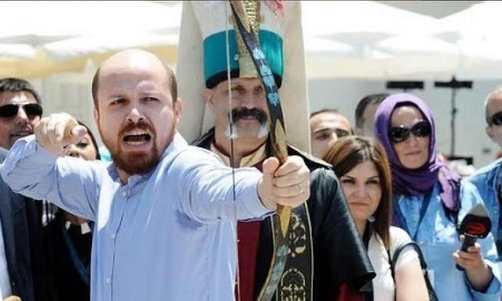 MEB, Bilal Erdoğan'ın Okçular Vakfı için seferber oldu