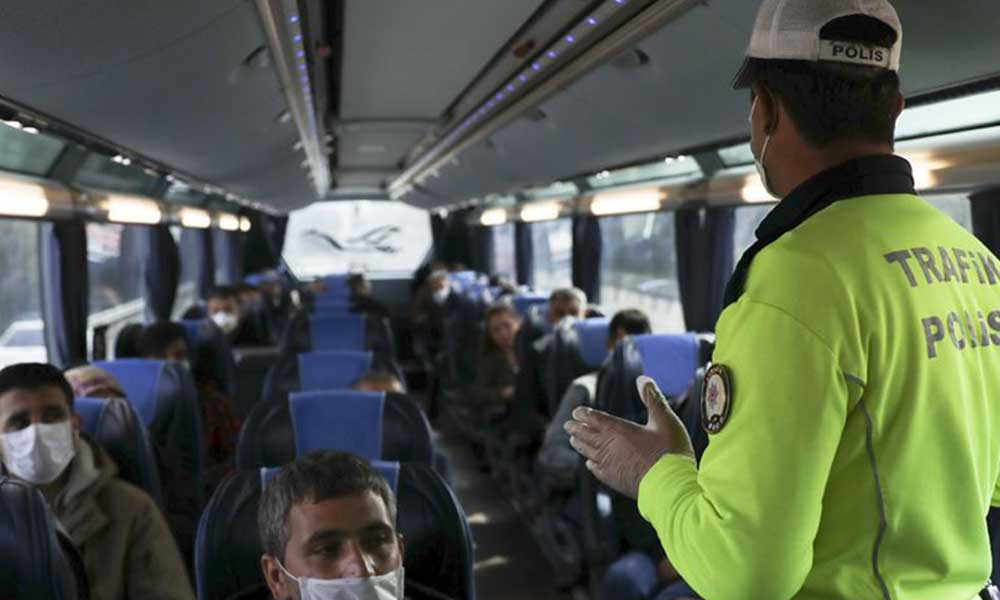 Otobüs fiyatlarına korona tarifesi… 400 lira