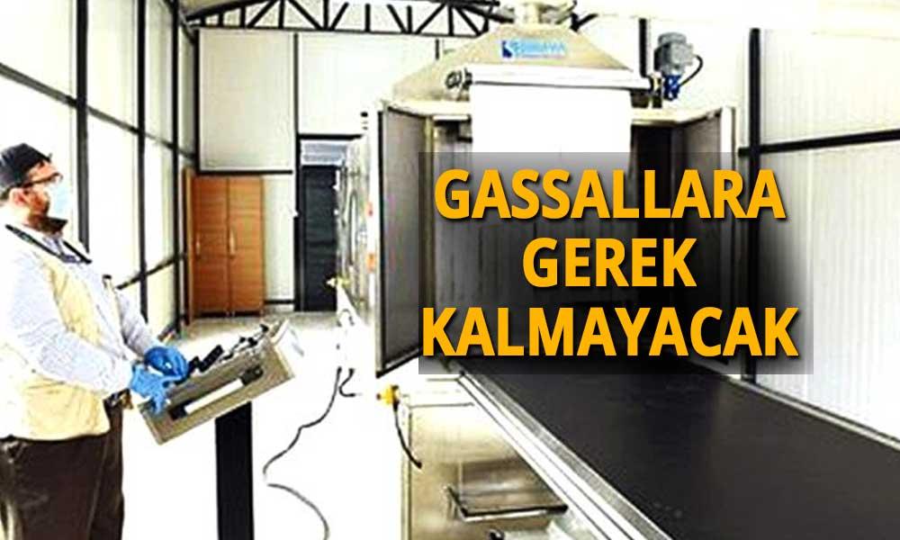 'CHP'li belediyelerden biri yapsaydı kıyamet kopardı' Konya'da 'tam otomatik' cenaze yıkama makinesi