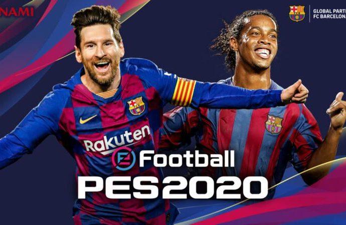 PES 2020 PS4 üzerinde indirime girdi