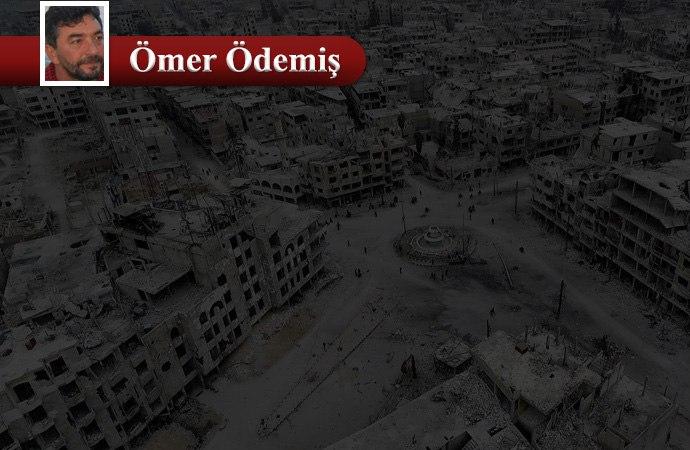 Suriye yeniden yapılanıyor