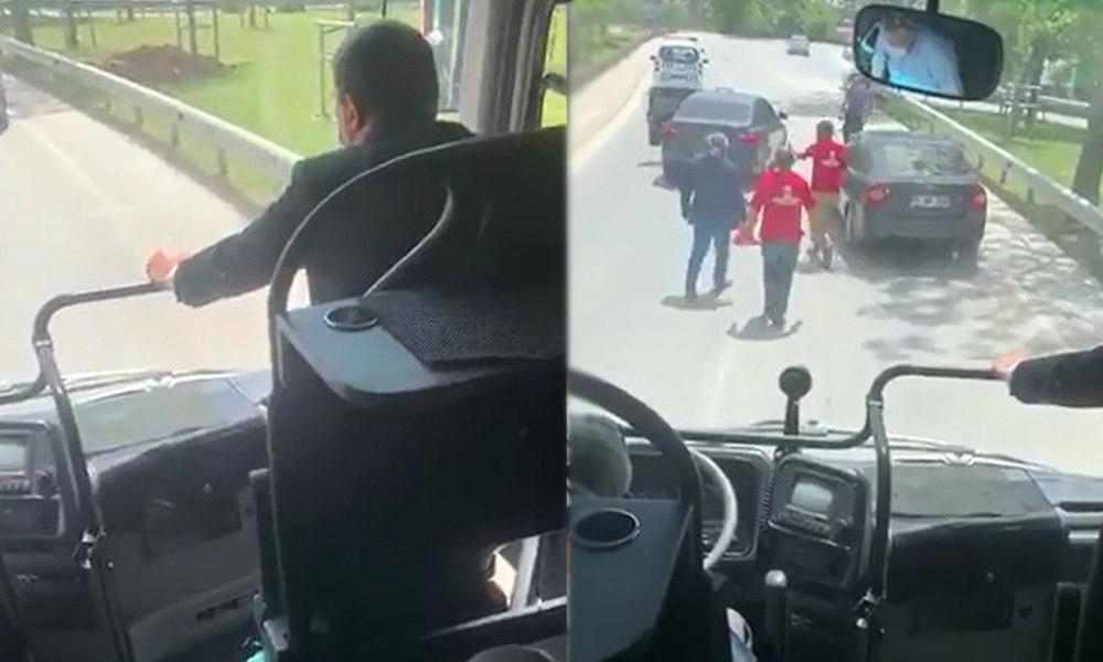 Polis, 19 Mayıs'ı kutlayan Kadıköy Belediyesi'nin yolunu kesti