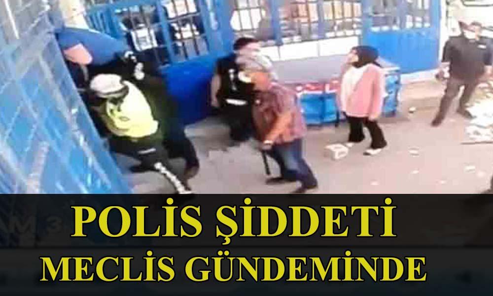 Çorlu'daki polis şiddetine ait yeni görüntüler ortaya çıktı