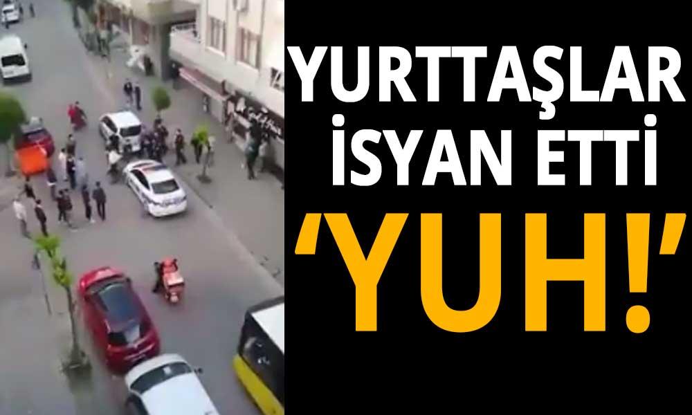 Polis şiddeti hız kesmiyor! Alarmını kapatmak isteyen vatandaş darp edildi