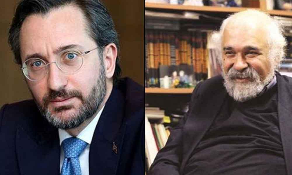 Fahrettin Altun'un suç duyurusunda bulduğu Ragıp Zarakolu'dan açıklama