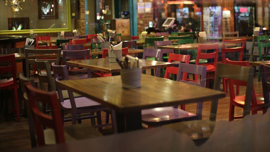 Restoran ve kafe işletmecilerinden yeniden açılmak için 5 maddelik öneri