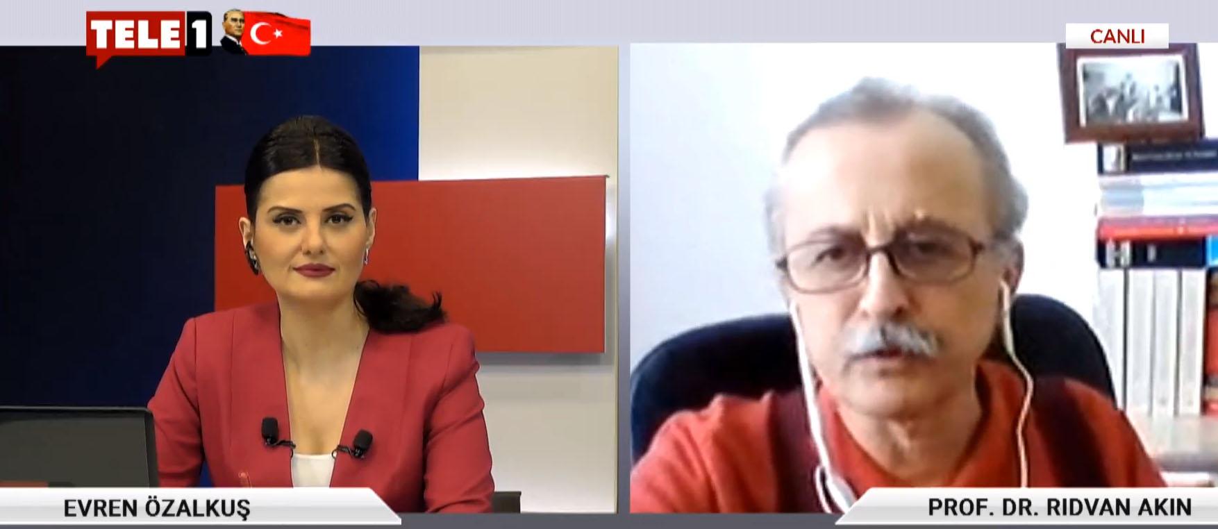 Prof. Dr. Rıdvan Akın: Vahdettin, İngilizci bir politikanın bizi kurtaracağını düşünüyordu