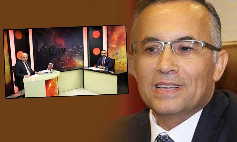 Yüzsüzlüğün böylesi! Vali canlı yayında AKP'li başkandan 'Umre' hediyesi istedi