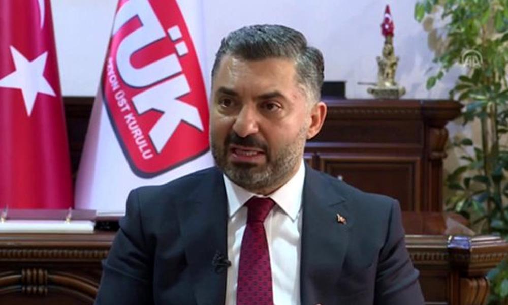 CHP'den RTÜK Başkanı hakkında soru önergesi! 'Yandaşlık pik yaptı'