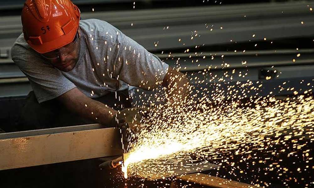 Sanayi üretim rakamları açıklandı