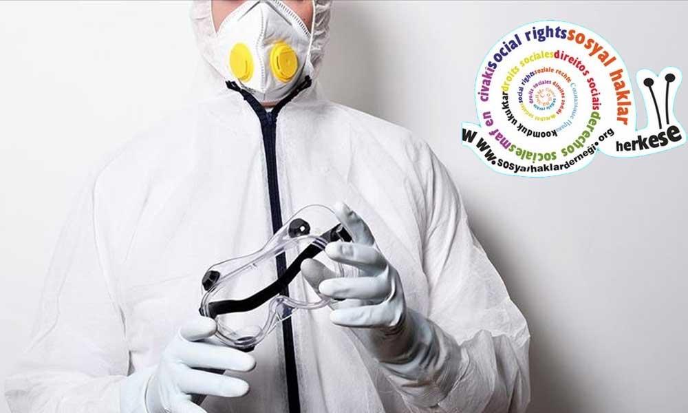 Koronavirüs raporu: Salgın işyerlerinde hızla yayıldı, şeffaf bilgilendirme yapılmadı