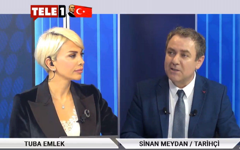 Sinan Meydan: Mustafa Kemal resmi görev verilmeseydi de Samsun'a geçecekti, planı hazırdı