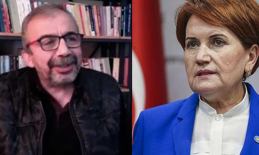 Sırrı Süreyya Önder'den İyi Parti'ye tepki: Bu saygısızlığı bugün yapabiliyorlarsa…