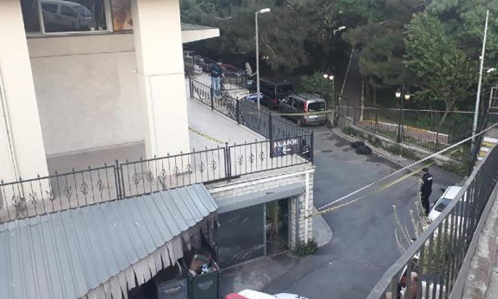 17 katlı apartmanın çatısından düşen kişi hayatını kaybetti