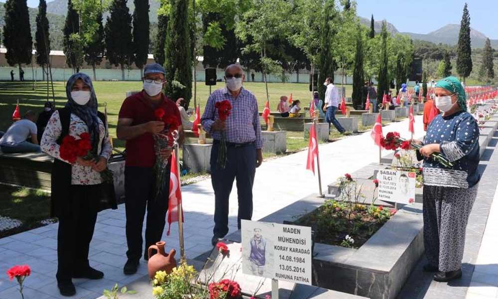 Soma faciasının 6'ncı yılında hayatını kaybeden işçiler anıldı… 'İnfaz yasasıyla bizi bir kez daha katlettiler'