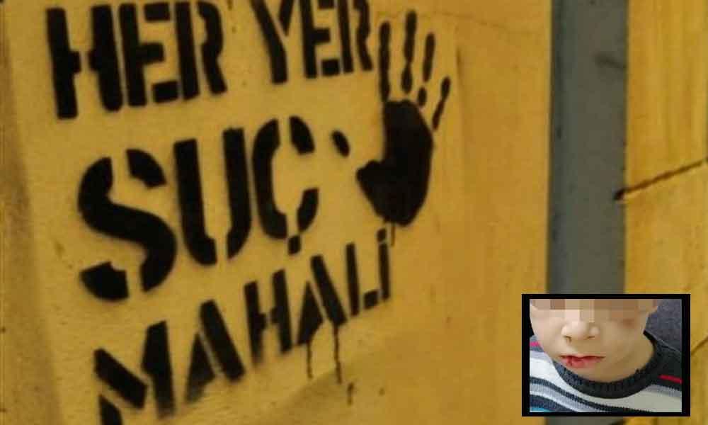 8 yaşındaki üvey oğluna işkence yapan erkek tutuklandı