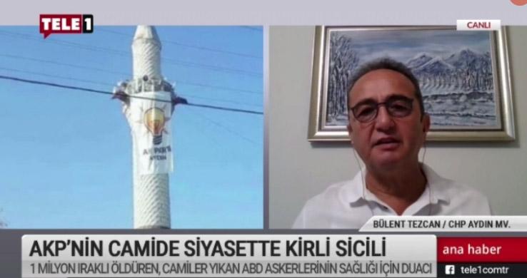Tezcan: Vatandaşlarımız Erdoğan'ın tahriklerine kapılmasın