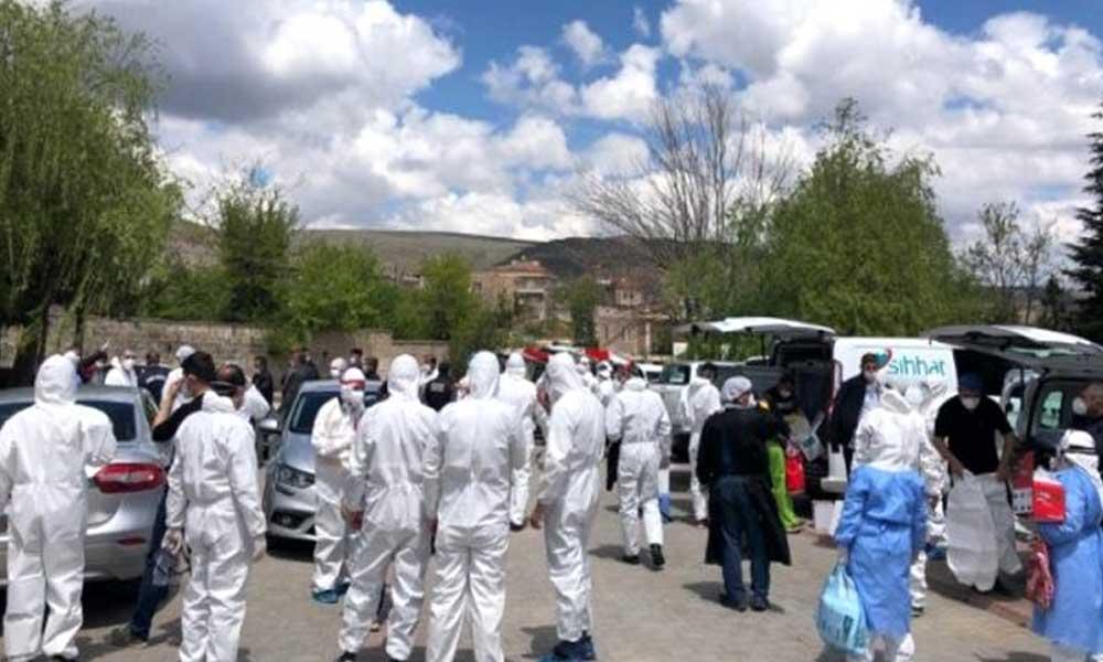 Kayseri'de üfürükçü kadın tüm mahalleye koronavirüs bulaştırdı