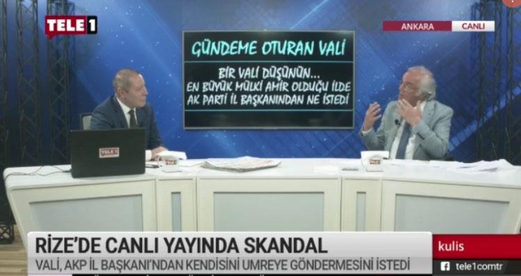 'Kendisini devletin değil AKP'nin valisi olarak görüyor'