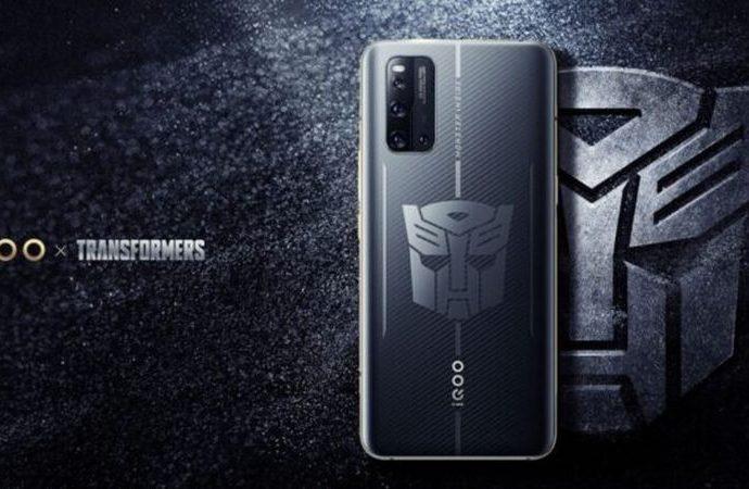 Transformers tutkunlarına özel: Vivo iQOO 3