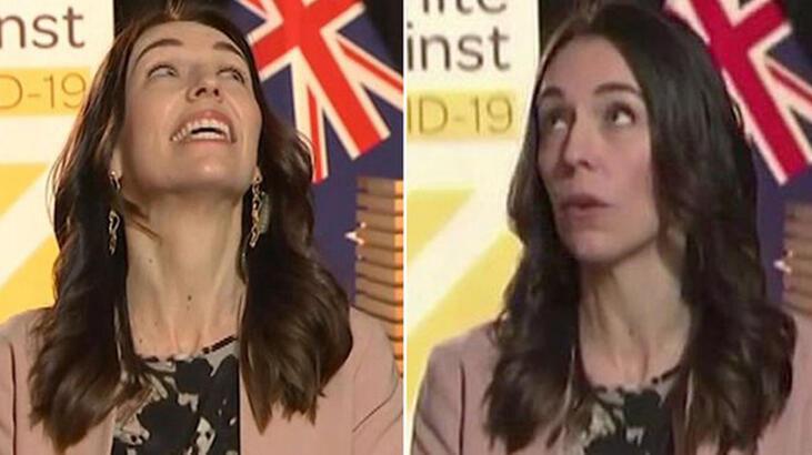 Yeni Zelanda Başbakanı canlı yayında depreme yakalandı