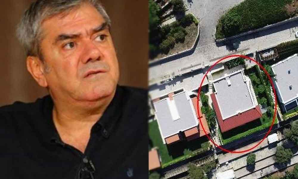 Kaçak yapı incelemesi başlatılan villasında yıkım kararı alınan Özdil iddialara yanıt verdi