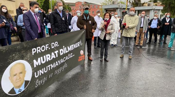 'Yoksulların doktoru' Dilmener için anma töreni düzenledi
