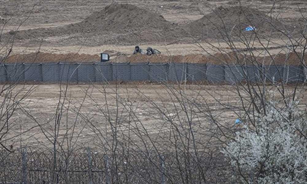 Yunanistan sınır güvenliğini artırıyor