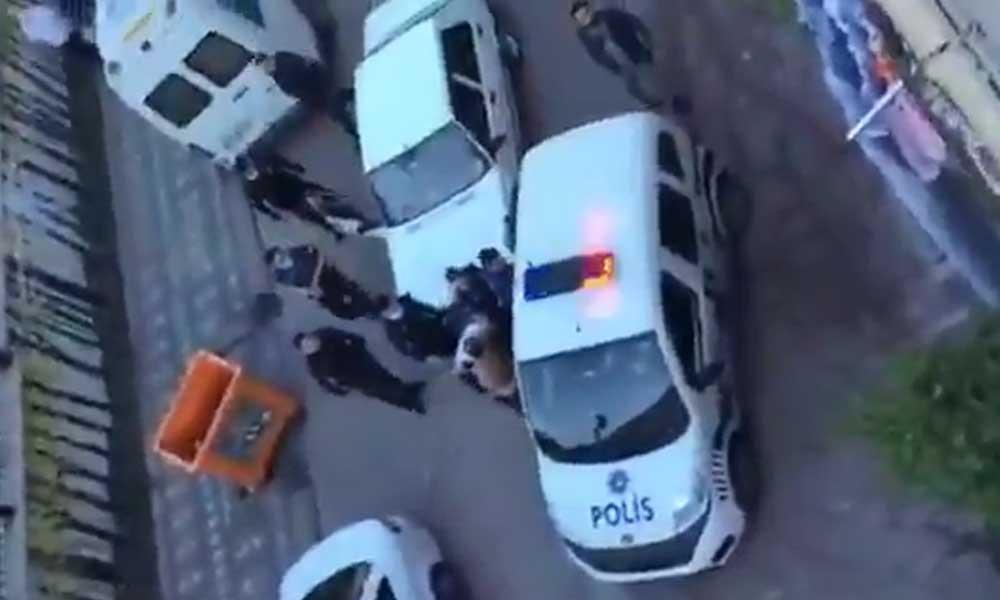 Bu da mı polis şefkati?