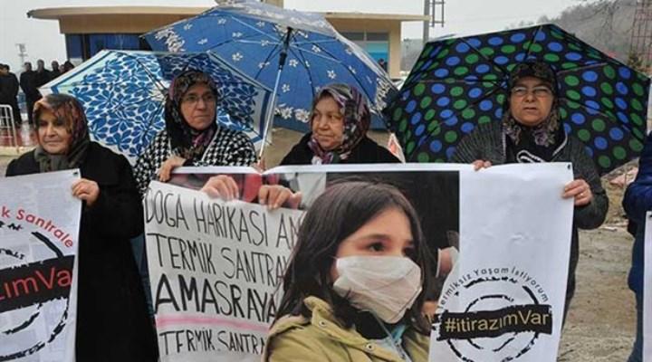 Danıştay'dan Amasra'da termik santral yapımına olanak sağlayan plana durdurma kararı