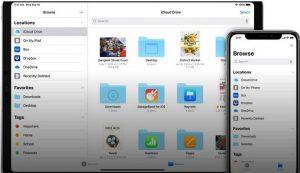 Apple Dosyalar uygulaması iOS 14 ile gelecek
