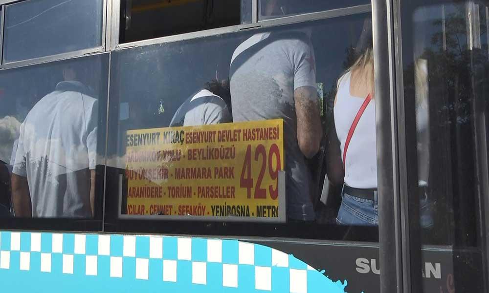 37 yolcu çıkan minibüsün şoförü: Siz saymayı bilmiyorsunuz