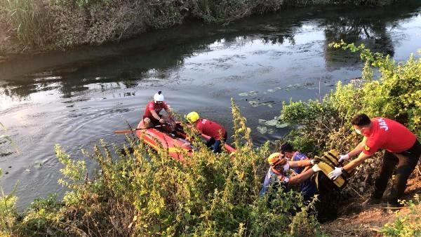 Bursa'da sele kapılan 17 yaşındaki Derya'nın cansız bedenine ulaşıldı