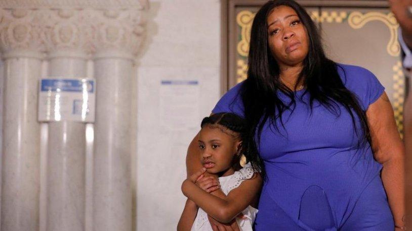 ABD polisinin öldürdüğü Floyd'un ailesinden ilk açıklama