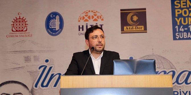 AKP'li başkan itiraf etti: Kemalist düzeni yerle bir edeceğiz