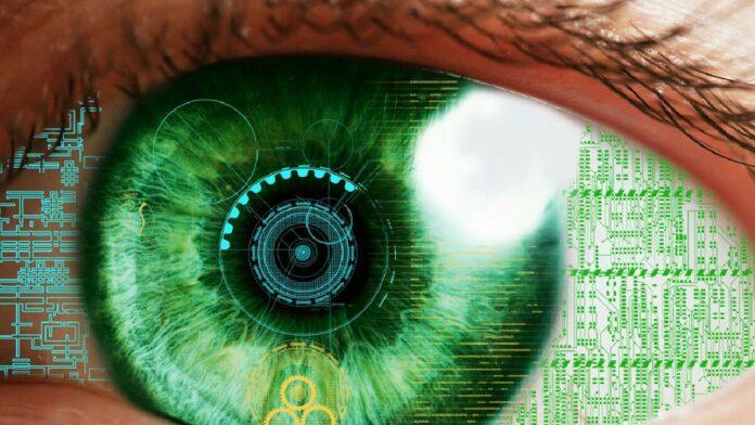 3D biyonik göz büyük dikkat çekiyor