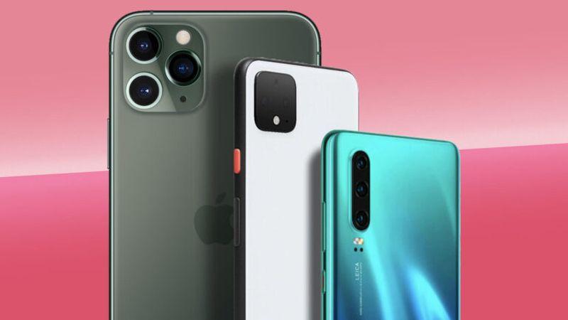 Telefon satışları dibi gördü en çok darbeyi Apple aldı!