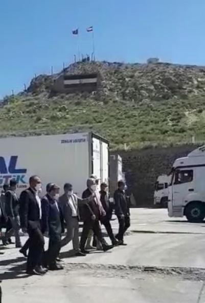 Gürbulak Sınır Kapısı, yük taşımacılığına açıldı