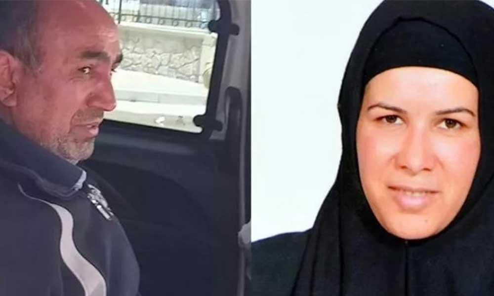 Aksaray'da kadın cinayeti: Dini nikahlı eşini öldürdü