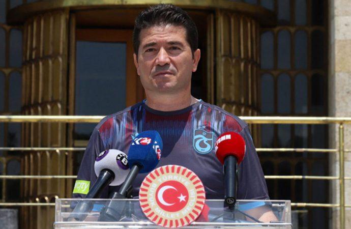 CHP Trabzon Milletvekili: Ayrımcılık, imtiyaz değil, temiz futbol adalet istiyoruz.