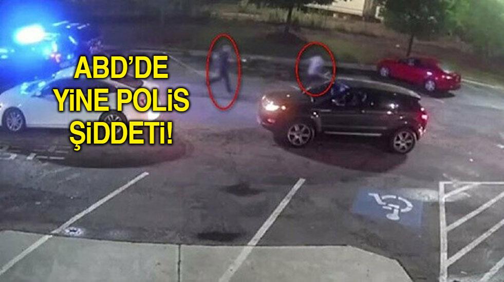 Aracında uyuyan siyahi adamı vurularak öldürüldü