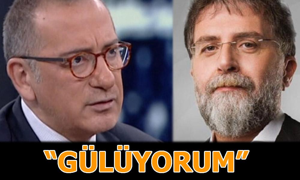 Fatih Altaylı ve Ahmet Hakan arasındaki tartışma büyüyor! 'İsteseniz de kapatamazsınız'