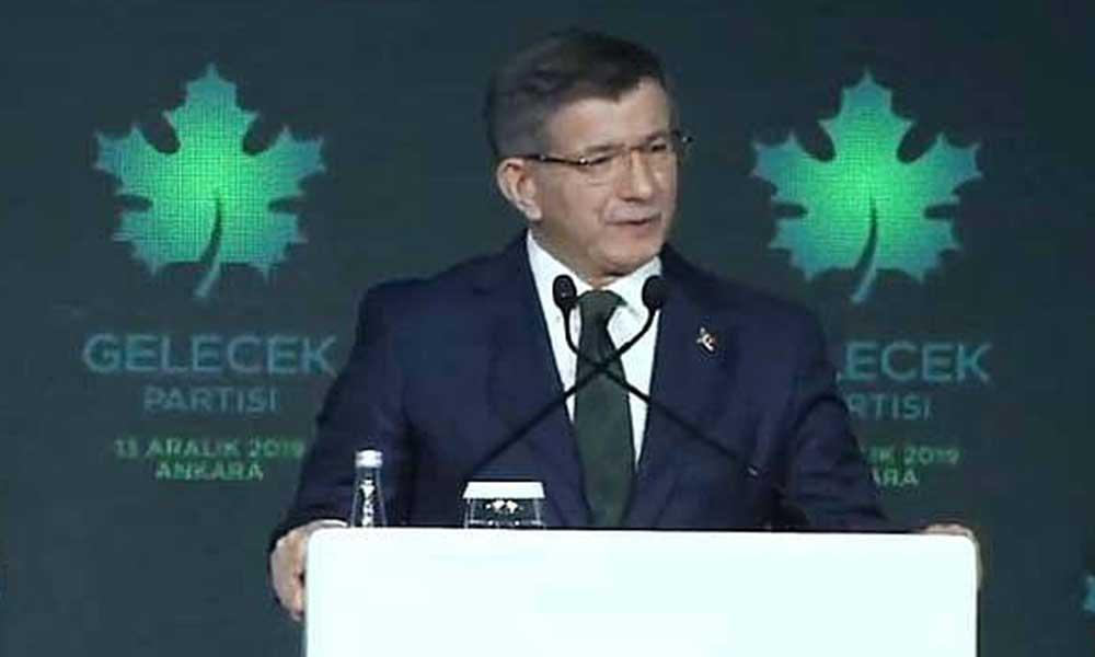Üniversitenin kapatılması sonrası Davutoğlu ateş püskürdü: Erdoğan gerçek olmadığını biliyor