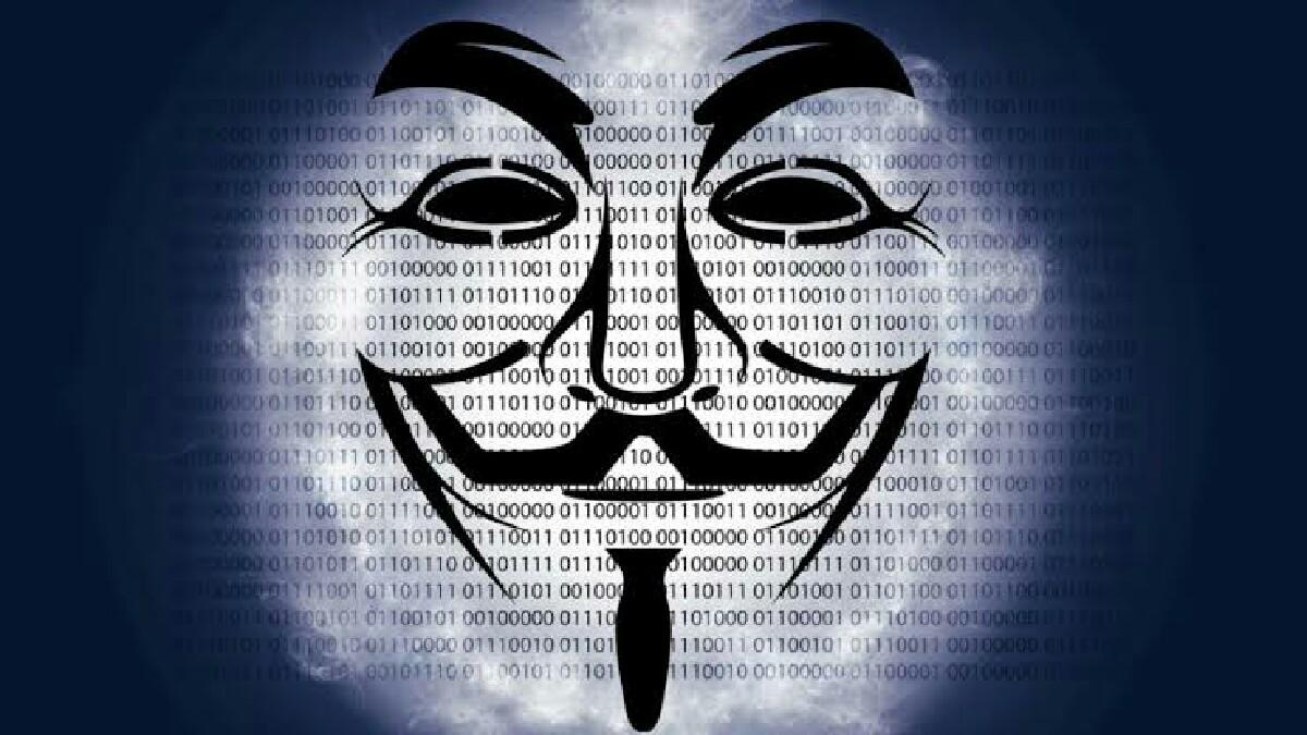 Anonymous yayınladığı video ile korku yarattı