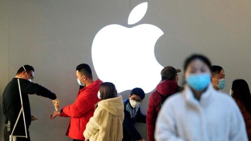 Apple Store mağazaları ABD'de zor zamanlar yaşıyor