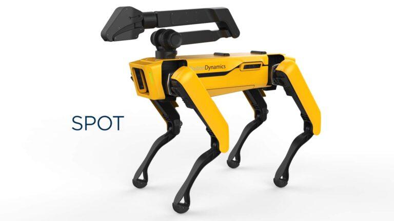 Boston Dynamics Spot robot devrim yapmaya hazır