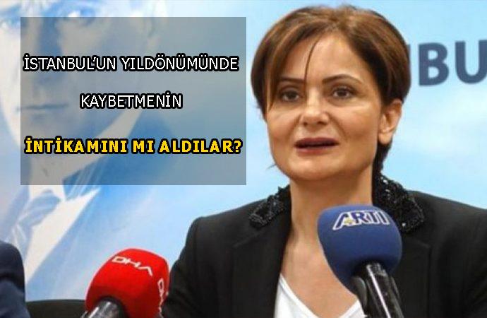 Canan Kaftancıoğlu'nun 9 yıllık cezası onandı!
