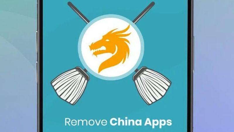 Çinli uygulamaları silen uygulama