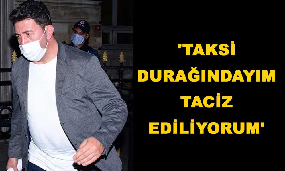 Emre Kınay, Beyaz TV muhabiriyle tartıştı, mekana ceza kesildi