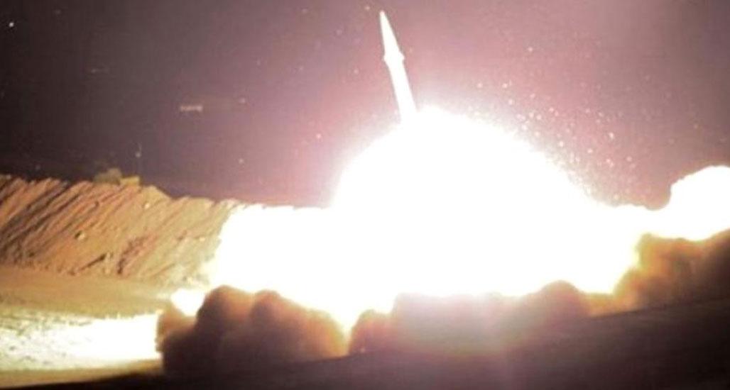 Irak'taki ABD üssüne füze saldırısı düzenlendi
